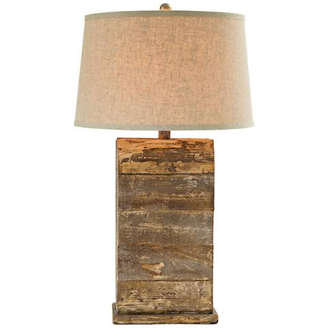 Kadoka Southwest Table Lamp
