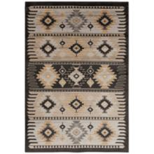 "Surya Paramount 7'9""x11'2"" Gray and Khaki Area Rug"
