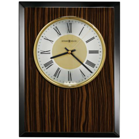 Wall Clocks At Lamps Plus : Howard Miller Honor Time Tempo 13 1/2