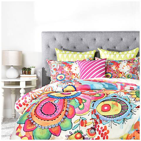 Stephanie Corfee Miss Penelope Duvet Cover
