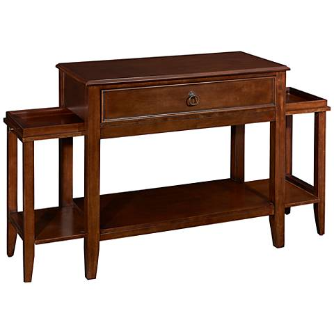Bloomfield Cherry Wood Console