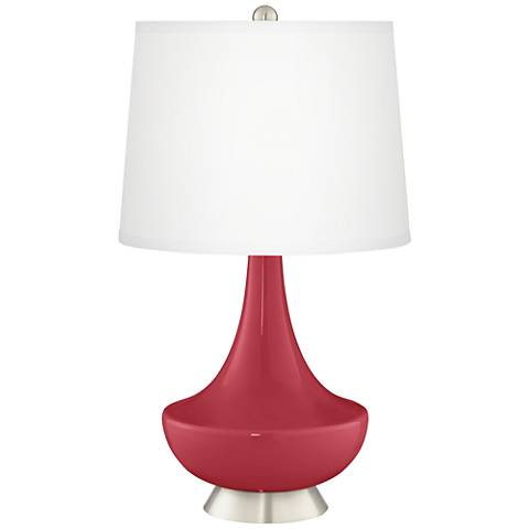 Samba Gillan Glass Table Lamp