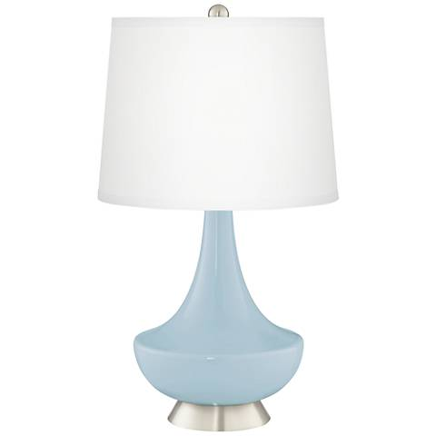 Vast Sky Gillan Glass Table Lamp