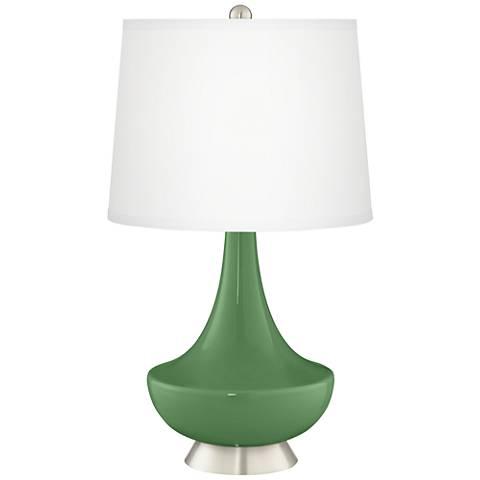 Garden Grove Gillan Glass Table Lamp