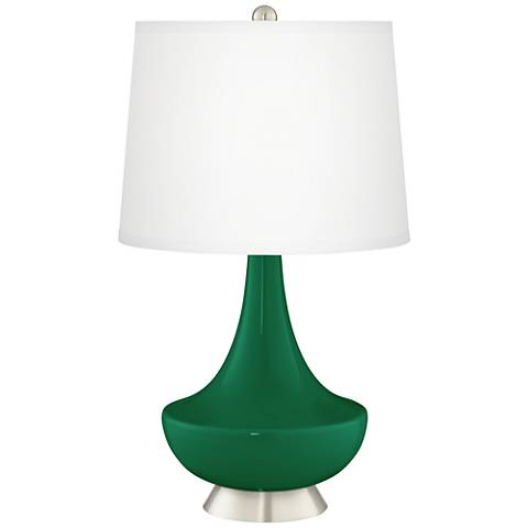 Greens Gillan Glass Table Lamp