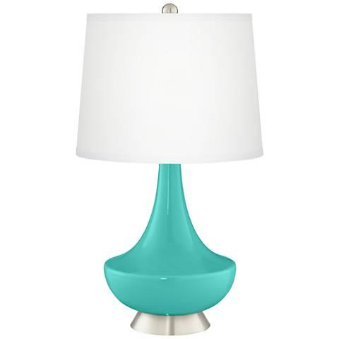 Synergy Gillan Glass Table Lamp