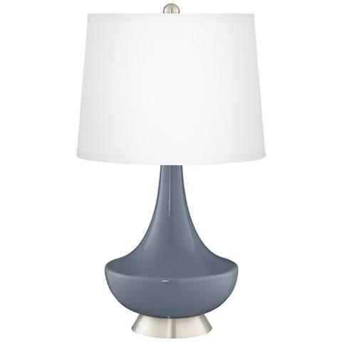 Granite Peak Gillan Glass Table Lamp