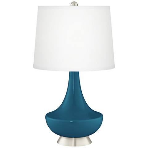 Oceanside Gillan Glass Table Lamp