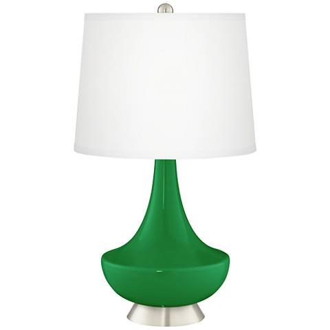 Envy Gillan Glass Table Lamp