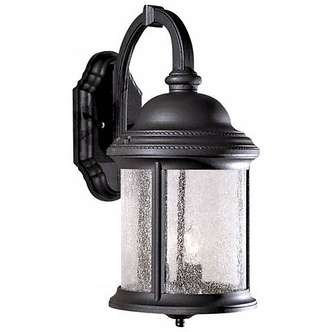 Hancock Collection 18 1/2 High Outdoor Wall Light - #14104 Lamps Plus