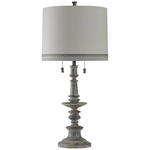Kensington Grayson Candlestick Table Lamp
