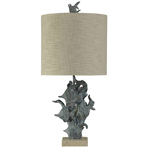 Great Depths St. Kilda School of Fish Table Lamp