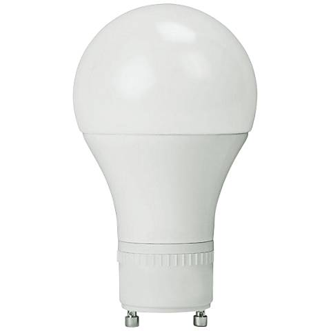 60 Watt Equivalent Frosted 8.5 Watt LED Dimmable GU24 Bulb