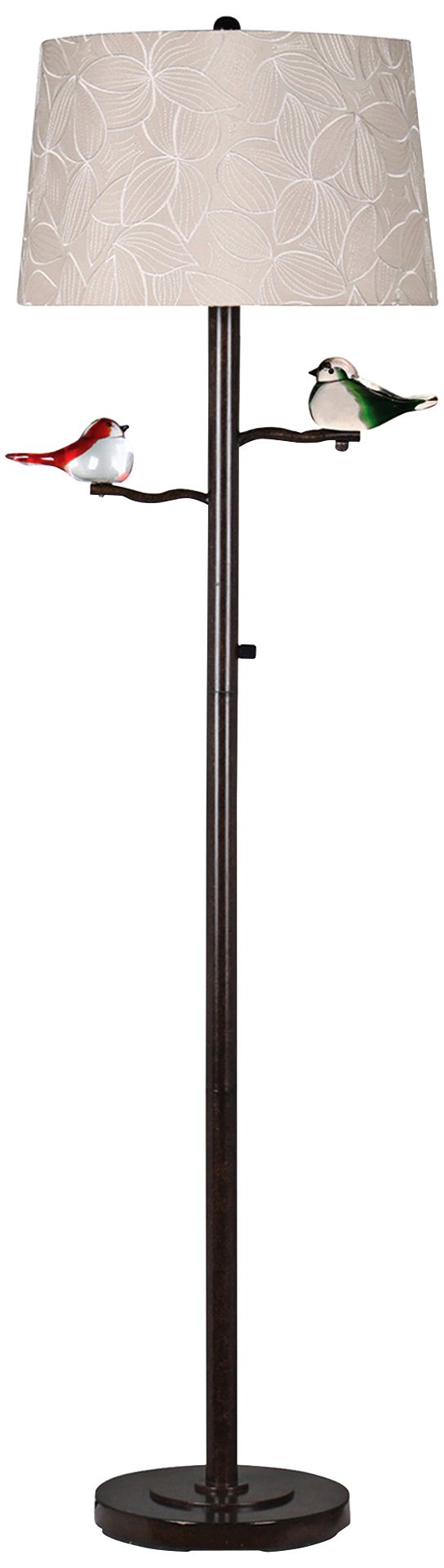 Good Dale Tiffany Finch Oil Rubbed Bronze Metal LED