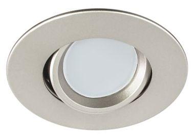 3  Nickel Swivel Gimbal 7.5 Watt LED Remodel Recessed Kit  sc 1 st  L&s Plus & LED Retrofit Kits - Recessed Lighting Conversion Kit | Lamps Plus azcodes.com