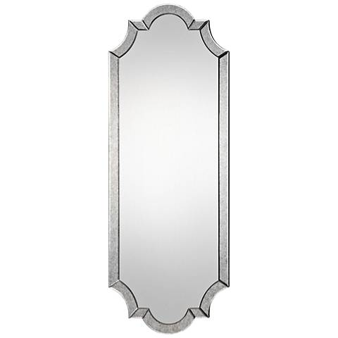 "Uttermost Naima Hand-Beveled 24"" x 64"" Wall Mirror"