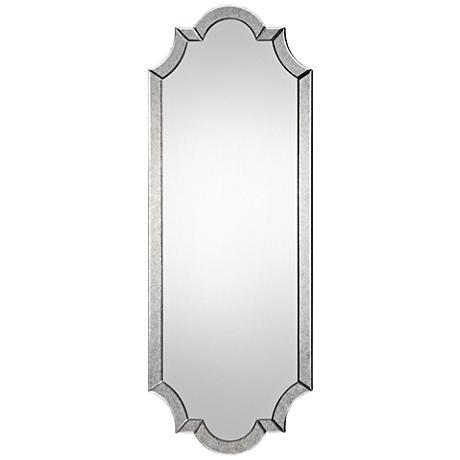 "Uttermost Naima Hand-Beveled 24"" x 64"" Wall Mirror"