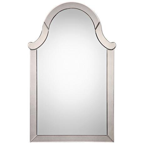 "Uttermost Gordana Hand-Beveled 30"" x 47"" Wall Mirror"