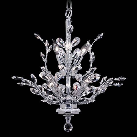 "James R. Moder Florale Collection 21"" Wide Chandelier"