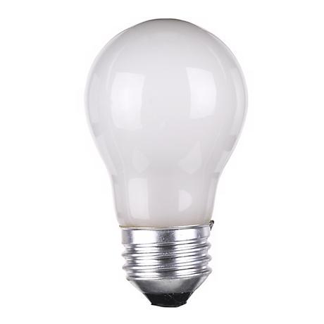 60 Watt A 15 Frosted Appliance Light Bulb 15733 Lamps Plus