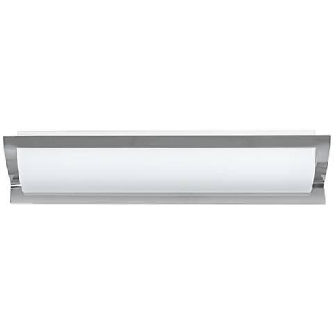 "Besa Elana 26 1/2"" Wide Chrome 3-Light Bath Light"