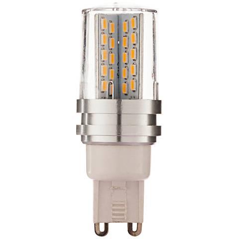 6 Watt G9 Dimmable LED Light Bulb
