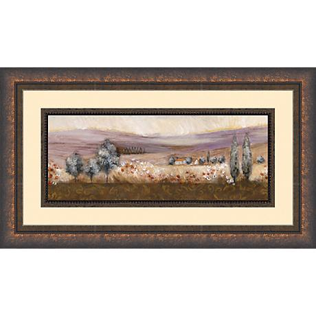"Over the Horizon B 27 1/2"" Wide Wall Art"