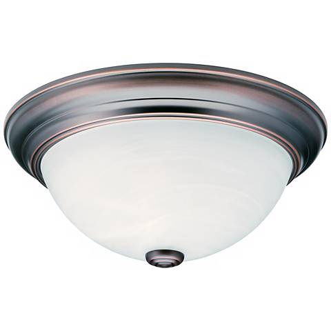 "Sheffield ENERGY STAR® 11"" Wide Ceiling Light Fixture"