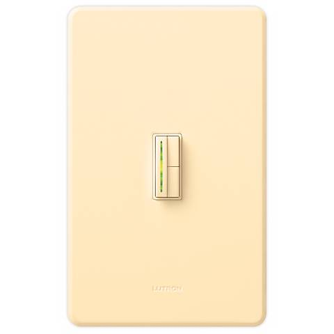 Lutron Abella Ivory Dimmer