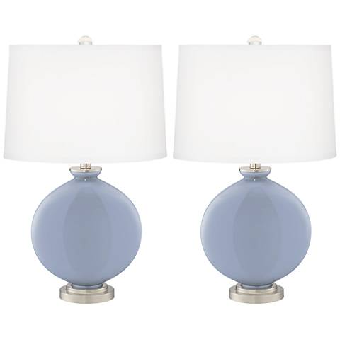 Blue Sky Carrie Table Lamp Set of 2