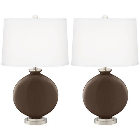 Carafe Carrie Table Lamp Set of 2