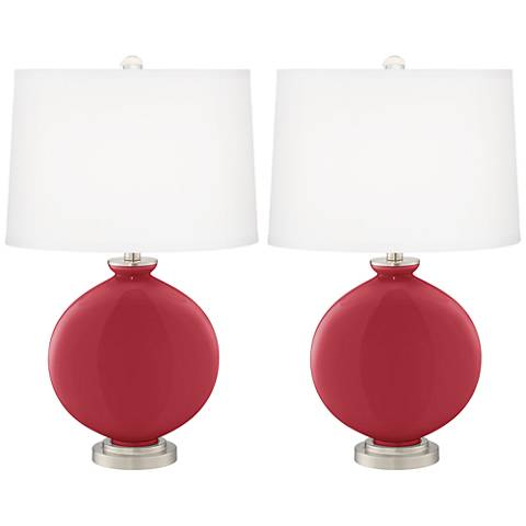Samba Carrie Table Lamp Set of 2