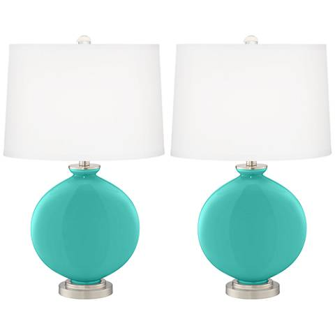 Synergy Carrie Table Lamp Set of 2