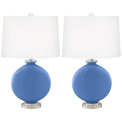 Dazzle Carrie Table Lamp Set of 2