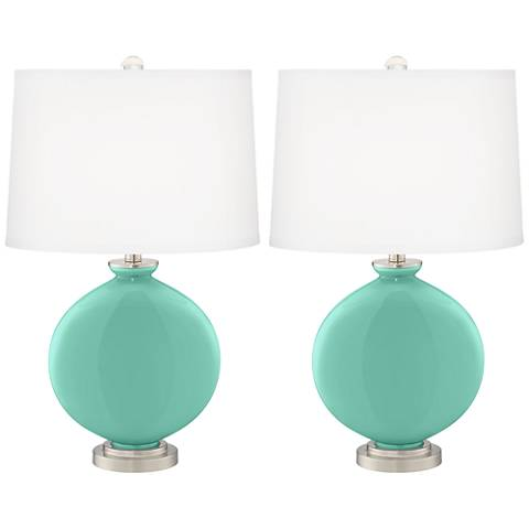 Larchmere Carrie Table Lamp Set of 2