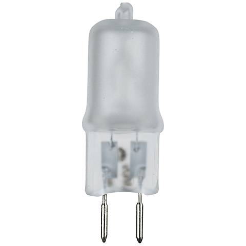 20 Watt Bi-Pin G4 Halogen Frosted 12-Volt Light Bulb