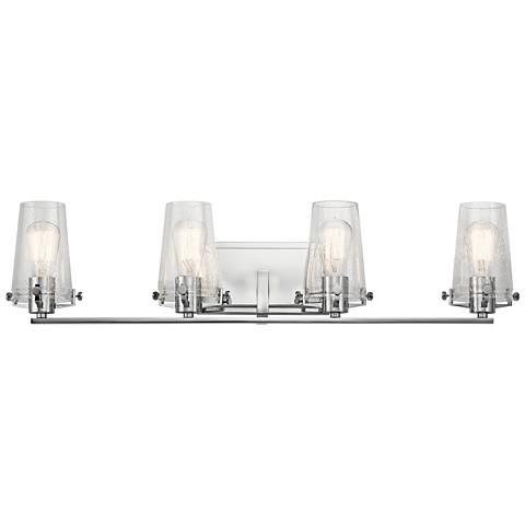 kichler bathroom lighting lamps plus. Black Bedroom Furniture Sets. Home Design Ideas