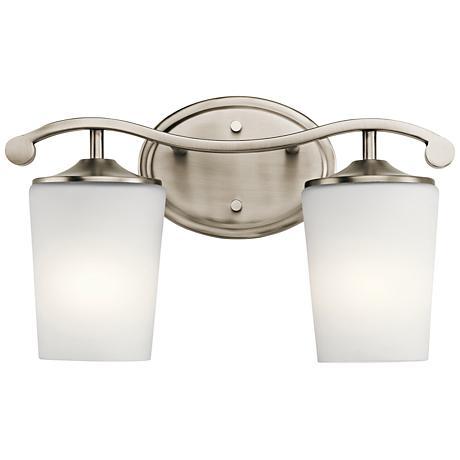 Bathroom Wall Sconces - Bright Bath Designs - Page 6 Lamps Plus
