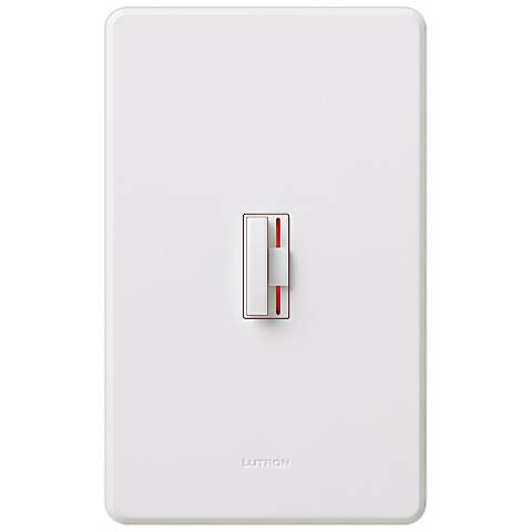 Lutron Ceana White 3-Way Dimmer