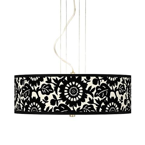 "Seedling by thomaspaul Stockholm 20"" 3-Light Pendant"