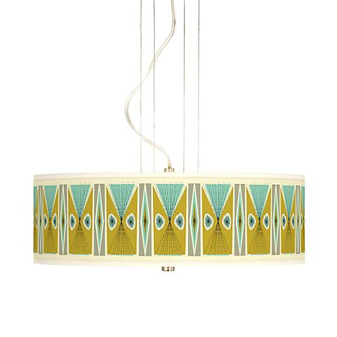 "Vernaculis III 20"" Wide 3-Light Pendant Chandelier"