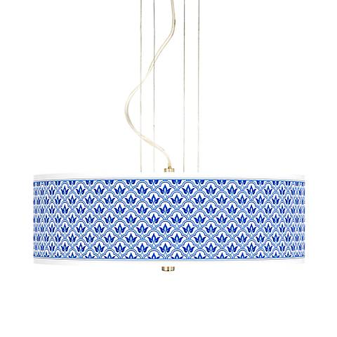 "Arabella 20"" Wide 3-Light Pendant Chandelier"