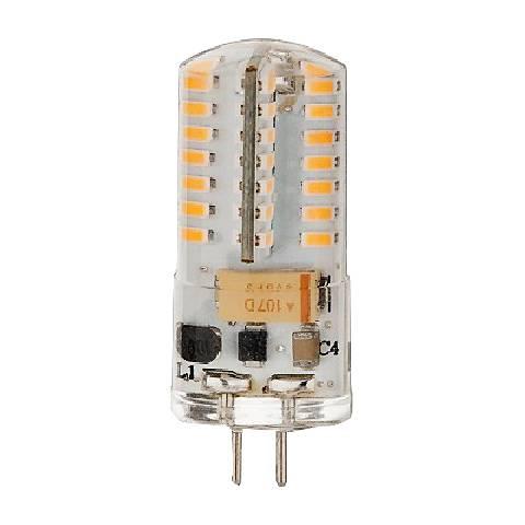 40 Watt Equivalent Clear 3.5 Watt LED Dimmable G8 Bulb