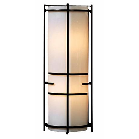"Hubbardton Forge Extended Bars 17 1/2"" High Wall Sconce"