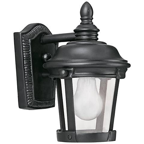 "Maxim Dover DC 9 1/2"" High Bronze Outdoor Wall Light"