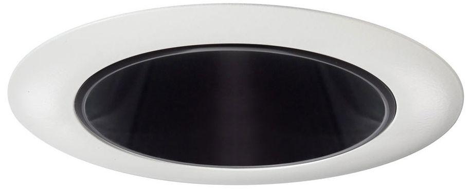 Juno 4  Black Angle Cut Lensed Recessed Light Trim  sc 1 st  L&s Plus & Juno 4