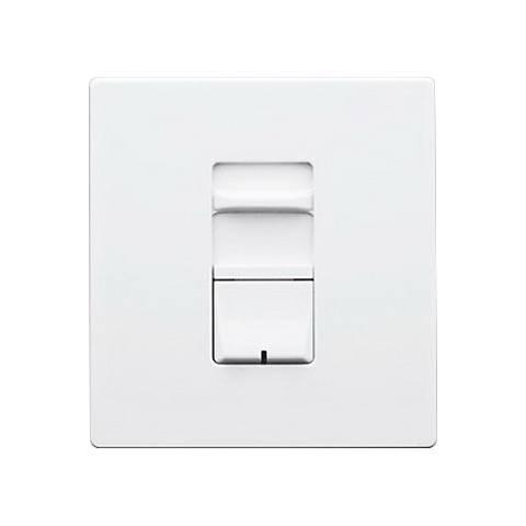 Leviton Renoir II White Architectural Wall Box Dimmer