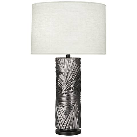 Arbon Floral Silver Table Lamp 5f870 Lamps Plus