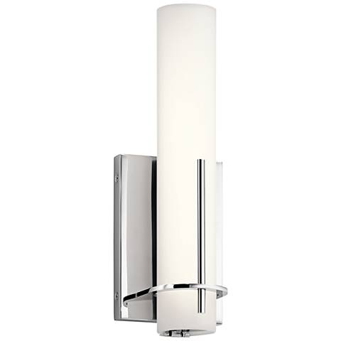 "Elan Traverso™ 13"" High Chrome LED Wall Sconce"