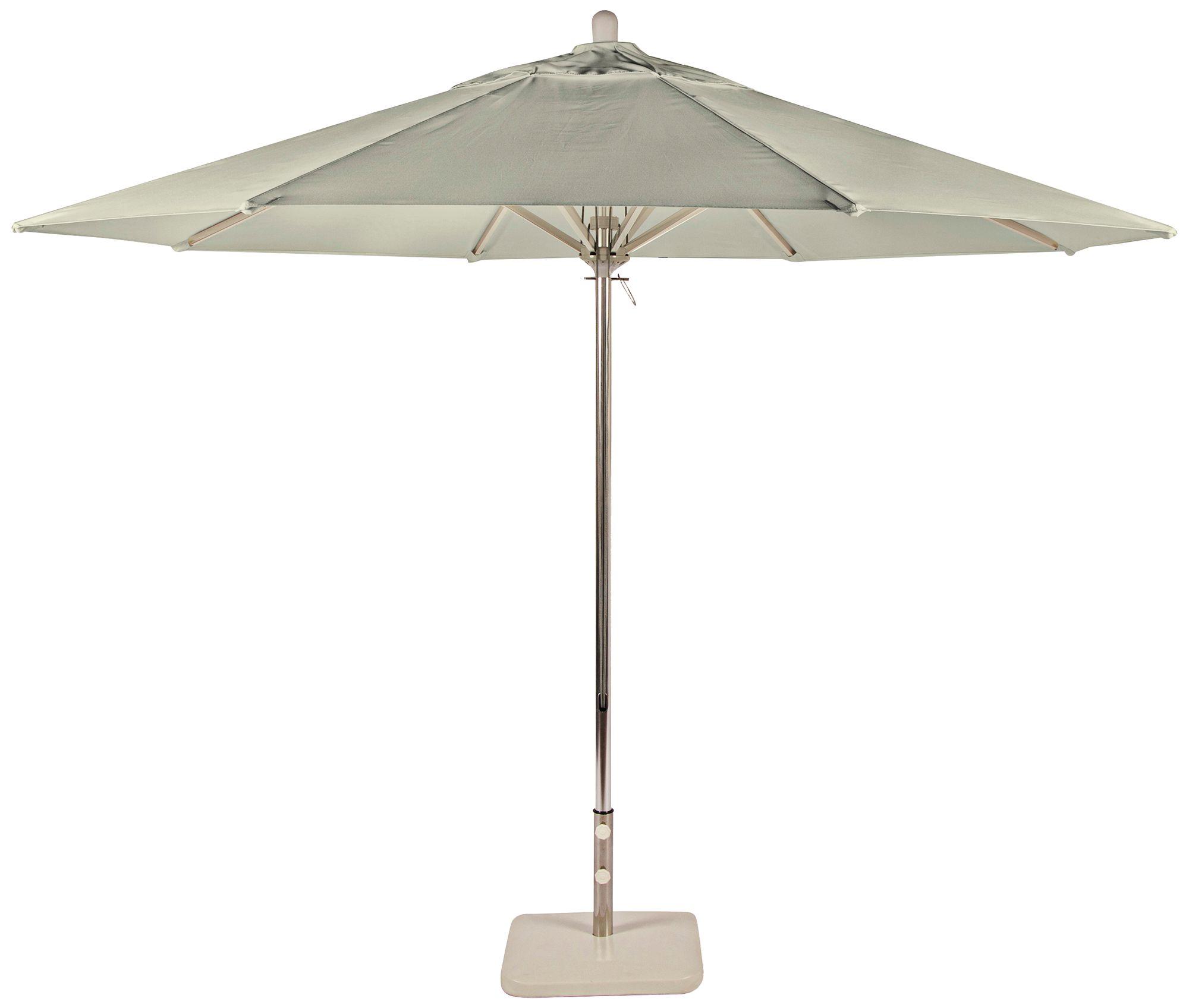 Newport Coast 10 3/4 Foot Natural Sunbrella Patio Umbrella